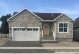 exterior of home for sale in salt lake city